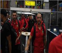 أمم إفريقيا 2019| المغرب تصل مطار القاهرة