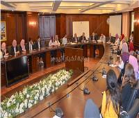 محافظ الإسكندرية يطلق مبادرة سفراء المياه للمشاركة المجتمعية