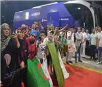 كأس الأمم الأفريقية| ثعالب الصحراء تصل مطار القاهرة «صور»