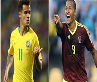 كوبا أمريكا| فنزويلا تحرج البرازيل بتعادل سلبي في الشوط الأول.. فيديو