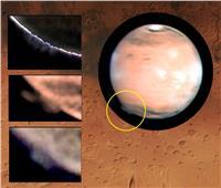 """علماء يحددون سبب تكوين """"الغيوم الخبيثة"""" على المريخ"""