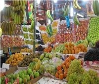 أسعار الفاكهة في سوق العبور اليوم ١٩ يونيو