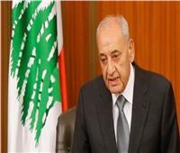 رئيس البرلمان اللبناني: متمسكون بالسيادة الوطنية كاملة برا وبحرا