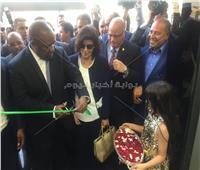 وزير التنمية المحلية يفتتح مقر منظمة المدن الأفريقية