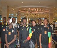 كأس الأمم الأفريقية 2019   منتخب مالي يصل القاهرة «صور»