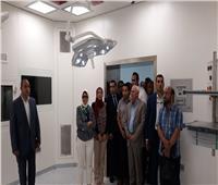 وزيرة الصحة في بورسعيد لمتابعة تشغيل مستشفيات التأمين الصحي الجديد