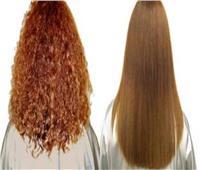 وصفات طبيعية لـ«فرد الشعر» بشكل سهل في المنزل