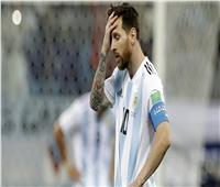فرصة ضعيفة للأرجنتين في بلوغ ربع نهائي كوبا