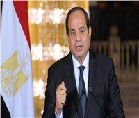الرئيس عبد الفتاح السيسي  يوفد مندوبين للتعزية