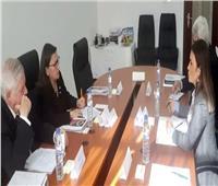 مصر وأمريكا يبحثان التعاون في إقامة مشروعات البنية الأساسية في إفريقيا