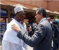 وزير الآثار عن حفل افتتاح أمم إفريقيا: «إعجاز»