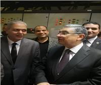 وزير الكهرباء يتفقد استاد القاهرة الدولي قبل افتتاح كأس الأمم الأفريقية