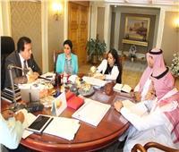 وزير التعليم العالي يلتقي وفد الصندوق السعودي للتنمية