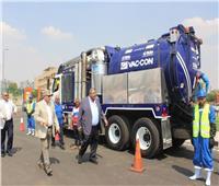 القابضة للمياه: اطلاق إشارة انتشار المعدات وطوارئ استعدادا لأمم أفريقيا
