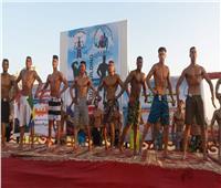 انطلاق بطولة الجمهورية المفتوحة لكمال الأجسام بالإسكندرية
