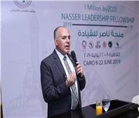 وزير الري يتحدث عن «منحة ناصر للقيادة الافريقية»