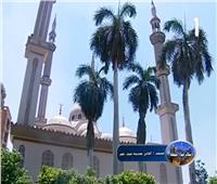 بث مباشر| شعائر صلاة الجمعة من مسجد النادي بميت غمر