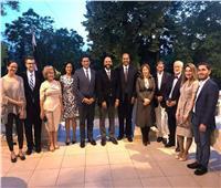 سفارة مصر بصربيا تستضيف لقاء كبار المتخصصين في جراحات الأطفال