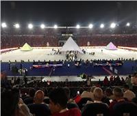 انطلاق حفل افتتاح بطولة أمم أفريقيا 2019