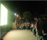 إقبال كبير بالساحات ومراكز الشباب بالمنوفية لمشاهدة مباراة المنتخب