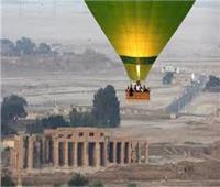 أصحاب الشركات: متضررون من توقف البالون السياحى بالأقصر