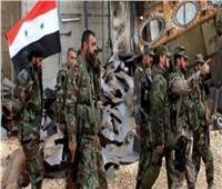 الجيش السوري يسقط طائرة بمحيط مطار حماة العسكري
