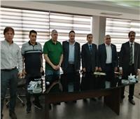 توقيع عقد المشاركة بكأس محمد السادس للأندية الأبطال