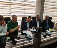 الإسماعيلي يوقع عقد المشاركة في البطولة العربية في نسختها الجديدة