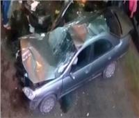 مصرع وإصابة ٣ أشخاص في انقلاب سيارة بالشرقية