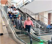 رئيس مصلحة الجمارك يتوجة إلى بروكسل للمشاركة فى إجتماعات منظمة الجمارك العالمية