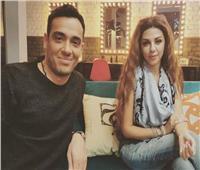 رامي جمال لـ «ميريام فارس» «لما يجي اسم مصر تقفي باحترام»