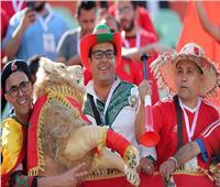 فيديو  جماهير المغرب تتوقع فوز منتخبها أمام ناميبيا