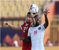 بنيران صديقة| المغرب تتقدم على ناميبيا في الدقيقة 89