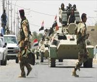 العراق: مقتل 14 إرهابيا من تنظيم «داعش» الإرهابي جنوبي كركوك