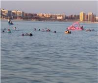 رئيس مدينة مطروحالاستعانة بـ 90 غطاس للإنقاذ على الشواطئ