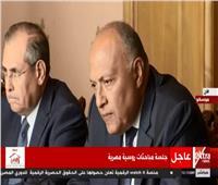 بث مباشر| للمباحثات المصرية الروسية بحضور وزيري الخارجية والدفاع