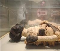 مدير المتحف المصري: المخازن تحتوي على 150 مومياء من «كهنة آمون»