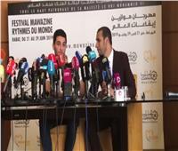محمد عساف من «موازين»: سأعيد إحياء تراث عبد الحليم حافظ