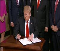 ترامب يعلن نيته توقيع أمر تنفيذي يفرض عقوبات مشددة على إيران