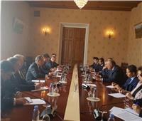 وزير الخارجية لنظيره الروسي: نتطلع لاستئناف الرحلات بين البلدين في أسرع وقت