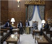 سفير سيراليون لـ«شيخ الأزهر»: نتطلع للمزيد من دعمكم لمواجهة الفكر المنحرف