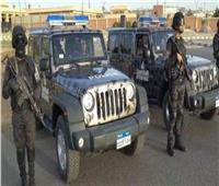 جهود أمنية مكثفة لضبط المتهمين بحرق سيارة في بنها