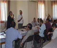 صور.. «الزراعة» تنظم دورة تدريبية لتنفيذ مبادرة القطن الأفضل بالتعاون مع «اليونيدو»