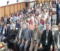 خالد فودة في ملتقى التوظيف: توفير 500 فرصة عمل للشباب بجنوب سيناء