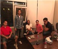 أسر ياسين يبدأ تحضيرات فيلم «الشايب»