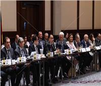رئيس الوزراء يحضر مائدة مستديرة مع وفد مجموعة من الشركات الألمانية