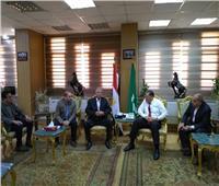 لجنة وزراء بالشرقية لمتابعة تنفيذ المشروعات القومية بالمحافظة