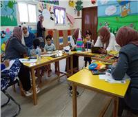 صور| مدارس النيل المصرية تجري المقابلات الشخصية للطلاب حتى 27 يونيو