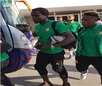 أمم إفريقيا 2019  لاعبو الكاميرون يتوجهون إلى ستاد الإسماعيلية