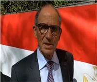 تكريم هاني عازر خلال حضور رئيس الوزراء احتفالية ذكرى ثورة 23 يوليو ببرلين